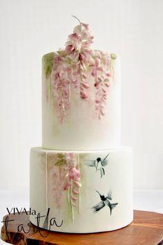 amazing cake by Viva La Tarta