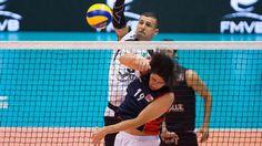 México vence a Chile en Voleibol y esta más cerca de Río 2016
