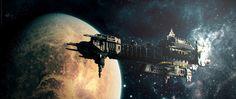 warhammer 40k ships - Google Search