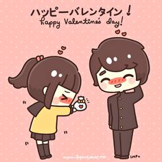 Happy Valentine's day, JapanLovers! ♡ Sharing the Worldwide JapanLove ♥ www.japanlover.me ♥ www.instagram.com/JapanLoverMe Art by Little Miss Paintbrush ♥