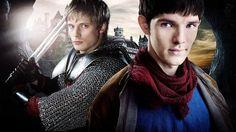 Merlin & King Arthur