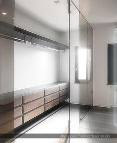#bedroom #project #wardrobe #dnassociati #interiordesign #studio #Napoli