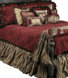 bcd5d95033 Monaco Old World Bedding Tuscany Decor