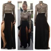 Oh yes, yes, YES! Im loving this Draya Michele dress and its only $49.99