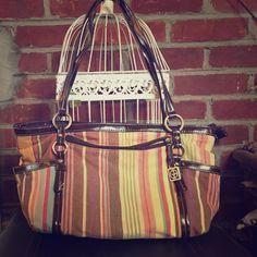Giani Bernini Fabric Handbag
