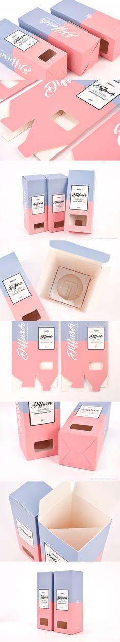 프로젝트제이 디퓨저 패키지의 상세한 모습을 담은 사진 Branding And Packaging, Honey Packaging, Luxury Packaging, Paper Packaging, Bottle Packaging, Cosmetic Packaging, Beauty Packaging, Packaging Design, Branding Design
