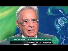 FERNANDA SALLES REVELA A UNIÃO DE FHC PSDB E LULA PT  E ARTICULAM PARA R...