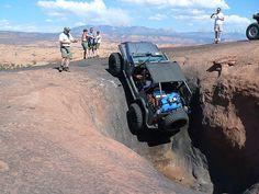 When I die, bury me in my Jeep. It's never been in a hole it couldn't get out of. Jeep 4x4, Jeep Truck, When I Die, Four Wheelers, Red Wagon, Jeep Life, Rock Climbing, Getting Out, Jeep Wrangler