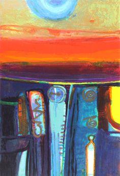barbara rae paintings - Buscar con Google