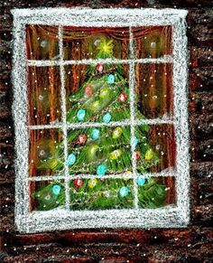Ideas for painting kids christmas art projects Christmas Art Projects, Winter Art Projects, School Art Projects, Christmas Crafts For Kids, Holiday Crafts, Christmas Drawings For Kids, Holiday Ideas, Christmas Ideas, Christmas Activities