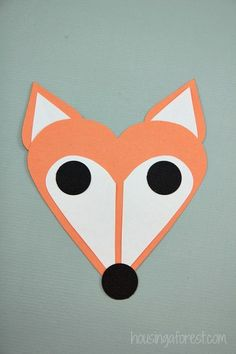 valentine card ideas for preschoolers great heart fox simple valentines day craft for kids of valentine card ideas for preschoolers Bear Crafts, Bunny Crafts, Animal Crafts, Fox Craft Preschool, Penguin Craft, Preschool Activities, Valentines Card Holder, Valentine's Day Crafts For Kids, Daycare Crafts
