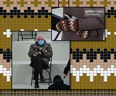 Learn how to make your own Bernie Sanders Vermont mittens here Crochet Mittens, Mittens Pattern, Knitting Patterns Free, Free Knitting, White Crosses, Recycled Bottles, Make A Donation, Bernie Sanders, Mitten Gloves