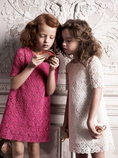 Baby Dior Kids Clothes from France France Fashion Kids, Little Girl Fashion, Little Girl Dresses, Baby Dior, Dior Kids, Little Fashionista, Stylish Kids, Kid Styles, My Baby Girl