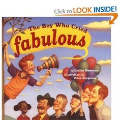 "The only thing Roger likes better than exploring the world around him is describing it. And Roger describes most things as fabulous! But his parents have a different view. They want Roger to see things the way they do, so they ban ""fabulous"" from his vocabulary. Fabulously illustrated by Peter Ferguson, this cheerful tale will have children rejoicing along with Roger at all the fabulous--no, marvelous! no, dazzling!--things that await him when he steps outside."