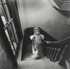 "Arthur Tress ""Dream Collector"" Children's Nightmare Photography — in dark and disturbing details! Photographer Arthur Tress created a project titled ""Dream Collector"" back in the It's a series of terrifying images of dreams and nightmares captured Halloween Photos, Vintage Halloween, Creepy Vintage, Creepy Halloween, Arthur Tress, Childhood Fears, Francesca Woodman, Arte Fashion, Rare Historical Photos"