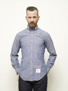 Jason Dill wears Thom Browne