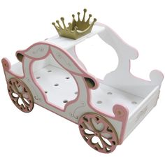 Our carriage bed, now also for doggy princesses!