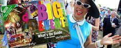 The #bigevent in #Lancashire tourist information #brochure