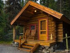Old Wooden Cabin-SR