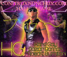 construXnunchuX: Construx Indux 2012: Hard Gay Masaki Sumitani