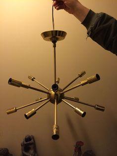 Majestic Sputnik Chandelier 16 Arms  | eBay