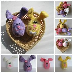 Cotton baby toy natural gift for baby toys frog rattle cotton easter bunny crochet easter egg bunny amigurumi rabbit easter decor spring bunny easter gift kids set 2 bunny rabbit easter basket by krugershop on etsy negle Image collections