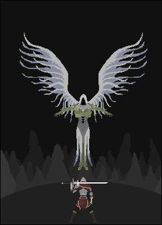 Dark souls II: Darklurker by FredH10 on DeviantArt