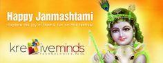 Happy Janmashtami ! Explore the joy of food & fun on this festival !!