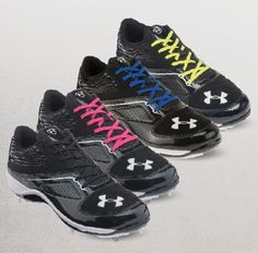 1744cb6a8da Under Armour Baseball Cleats Softball Shoes
