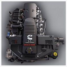 Cummins 6.7 Diesel Brute...