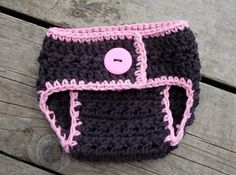 Crochet Pattern for X-Factor Diaper Cover - 3 sizes Newborn Baby to 12 months - Welcome to sell finished items crochetbyjennifer 4.95 USD September 29 2015 at 01:15PM