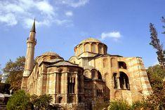 İstanbul, Edirnekapı'da yer alır. Khora Kilisesi olarak bilinen yapı, İmparator İustinianos tarafından yaptırılmış, yapıldığı zamandan bugüne kadar pek çok değişim geçirmiş, zamanla genişletilmiştir. İstanbul'un fethinden sonra 1511 yılında Vezir Hadım Ali Paşa tarafından camiiye devşirilir. Bugün müze olarak kullanılmaktadır.