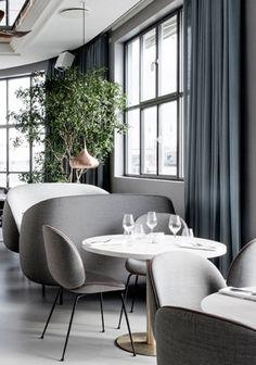 The Standard restaurant in Copenhagen -