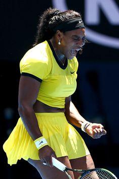 Serena Williams Photos - 2016 Australian Open - Day 1 - Zimbio