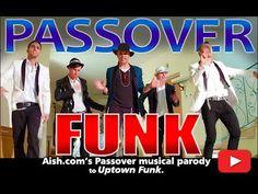 """Passover Funk,"" Aish.com."