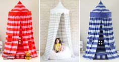 One simple method tomake adelightful indoor tent for your child