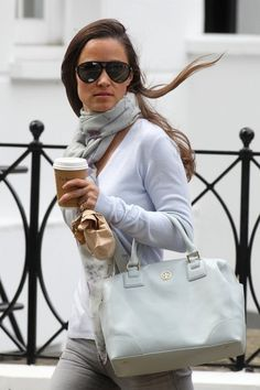 Pippa Middleton-- always looks great. Would love to raid her closet