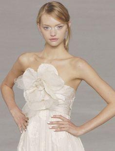 Gemma Ward at Chanel Spring 2006