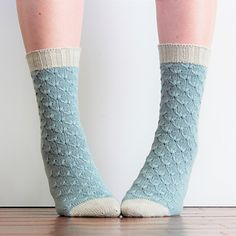 Ravelry: Fine and Dandy Socks pattern by Jessica Gore