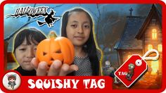 Halloween Squishy Tag Collab With Tania Tereshkova ♥ Squishy Tag Indonesia
