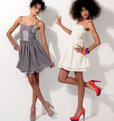 Mccalls dress pattern