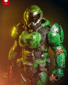 [Photographer] Quake Cosplay from PAXaus by and Doom 4, Doom Game, Video Game Movies, Video Game Characters, Zombies, Doom 2016, Sci Fi Armor, Dark Pictures, Bear Paws