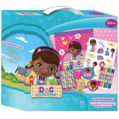 "Doc McStuffins Stationery box set - Innovative Designs - Toys ""R"" Us"