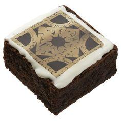 #Falln Lament Side F Brownie - #halloween #brownies #sweets #goodies