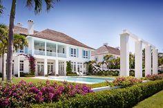 georgianadesign:  Clemens Bruns Schaub Architect, Vero Beach, FL.