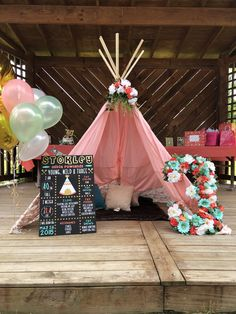 Young wild and three party decor with a teepee and facts about the birthday girl. -Young wild and three party decor with a teepee and facts about the birthday girl. Third Birthday Girl, Wild One Birthday Party, First Birthday Themes, 3rd Birthday Parties, First Birthdays, Birthday Ideas, 1st Birthday Girl Decorations, Baby Girl Birthday Theme, Pocahontas Birthday Party