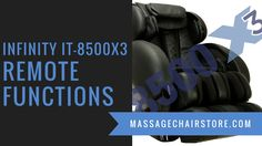 Learn how to easily operate your new IT-8500X3 by Infinity Massage Chairs in our helpful #video #tutorial.