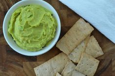 avocado hummus 1