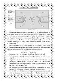 Baloncesto Teorico Este Documento Te Va A Permitir Ensenar Reglas Y Aspectos Tecnicos Del Baloncesto En El Blog Encontraras En 2020 Educacion Fisica Educacion Fisica