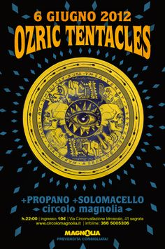 Ozric Tentacles Live Underslunky Last Fm Album Art Music Album Covers Tentacle
